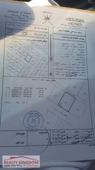 أرض سكنية  في مسندم ولاية دبا