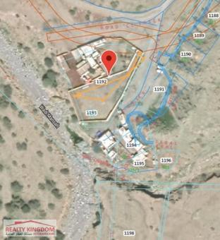 أرض صناعية للإيجار في المسفاه تبعد تقريبا 4 كم عن مصنع ا